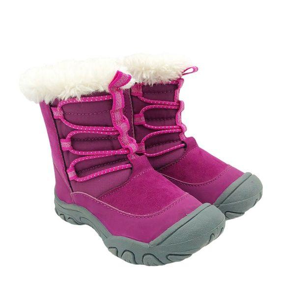 Kids Coralie Girls Outdoor Snow Boots M.A.P Girls Shoes